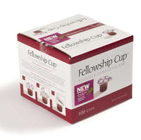 Fellowship Cup Box of 100