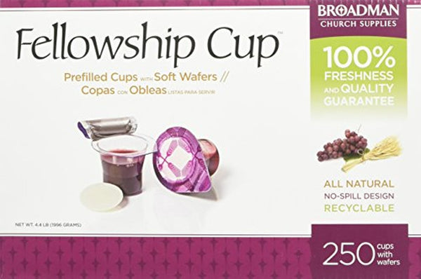Fellowship Cup Box of 250
