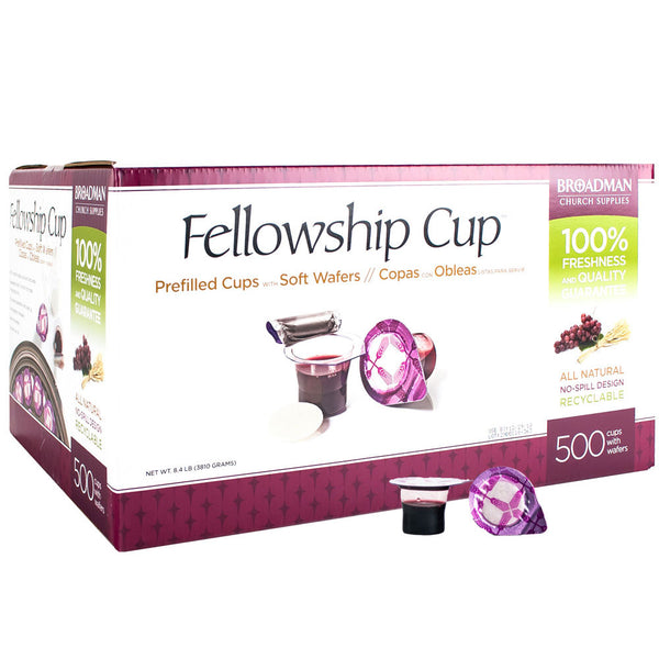 Fellowship Cup Box of 500
