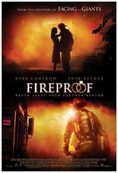 Fireproof DVD Never Leave Your Partner Behind