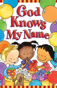 Tract: God Knows My Name