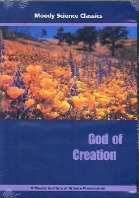 Moody Science - God of Creation - DVD