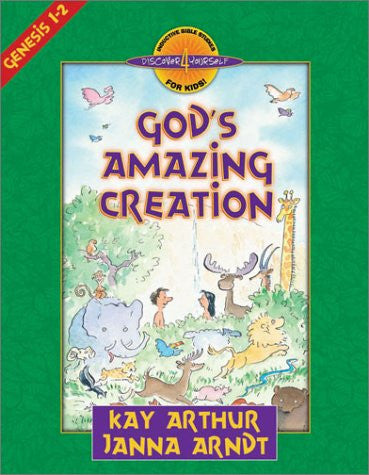 Discover 4 Yourself: God's Amazing Creation