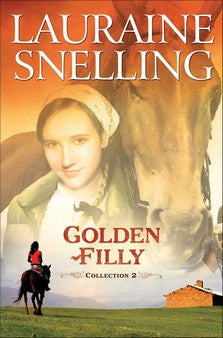 Golden Filly Collection #2 - 5-in-1 Volume for Horse Loving Pre-teens