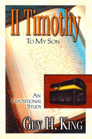 II Timothy (To My Son)
