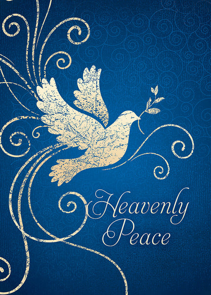 Warner Christmas Cards- Heavenly Peace