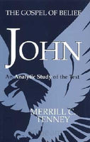 John, The Gospel of Belief An Analytic Study of the Text