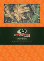 KJV #2013MO Signature Series Mossy Oak UltraSlim Bible Leathersoft Camouflage