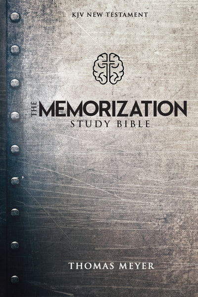 KJV Memorization Study Bible (New Testament)