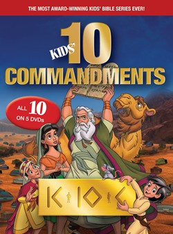 Kids Ten Commandments: The Complete Collection
