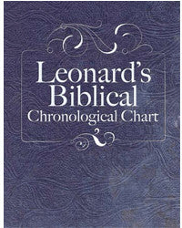 Leonard's Biblical Chronological Chart