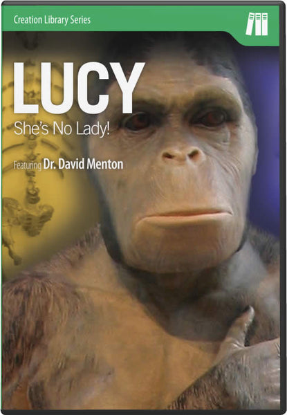 Lucy- She's No Lady!