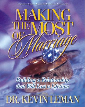 Making The Most Of Marriage Facilitator's Kit