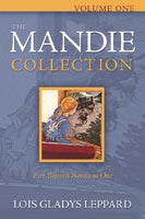 Mandie Collection Series which includes Volumes 1, 2, 3 and 4