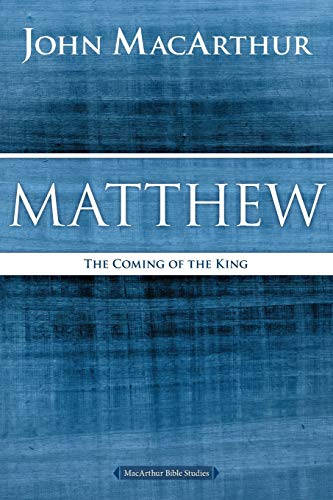 MacArthur Bible Studies: Matthew