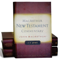 MacArthur NT Commentaries: 34 titles - 1 each volume