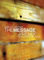 The Message Remix Hardcover