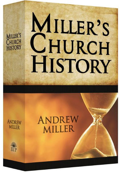 Miller's Church History Paperback