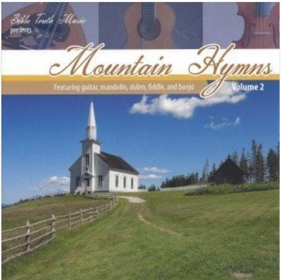 Mountain Hymns CD #2