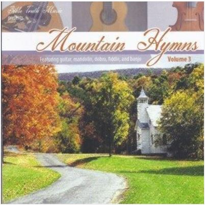 Mountain Hymns CD #3