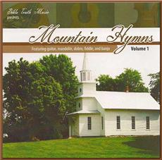 Mountain Hymns CD #1