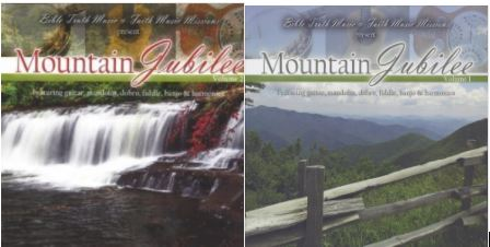 Mountain Jubilee CD Set Volume 1 and Volume 2