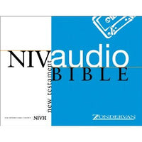 NIV New Testament on Cassette