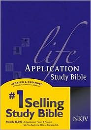 NKJV Life Application Study Bible Hardcover