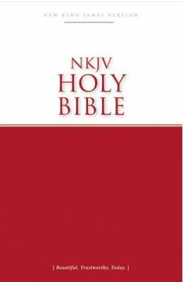 New King James Version Outreach Bibles - 40 per case
