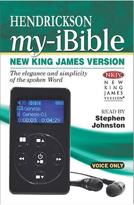 NKJV The Hendrickson my-iBible Narrated by Stephen Johnston