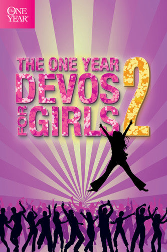 The One Year Book of Devos for Girls #2