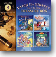 Patch the Pirate's Treasure Boxes Volume 3 - CD
