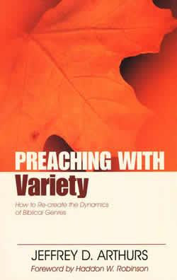 Preaching with Variety
