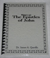 Notes on The Epistles of John