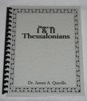 Notes on I & II Thessalonians