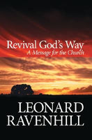 Revival God's Way (Message for Church)