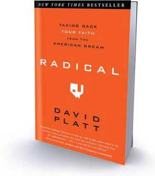 Radical-Taking Back Your Faith From the American Dream
