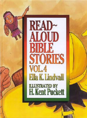 Read-Aloud Bible Stories Vol. 4