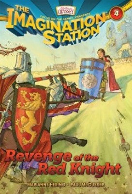 AIO:Imagination Station- Revenge Of The Red Knight #4