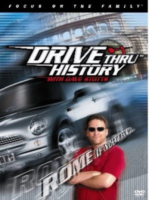 Drive Thru History- Rome If You Want To DVD