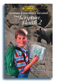 The Scripture Sleuth 2:  Concord Cunningham Returns