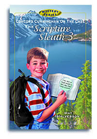 The Scripture Sleuth 3:  Concord Cunningham on the Case