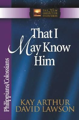 The New Inductive Series: That I May Know Him