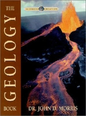 Wonders of Creation- The Geology Book