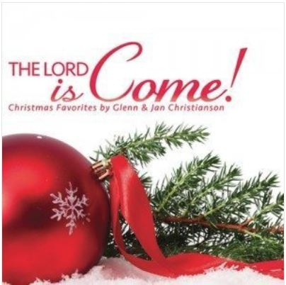 The Lord Is Come Christmas CD