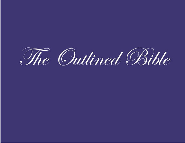 The Outlined Bible