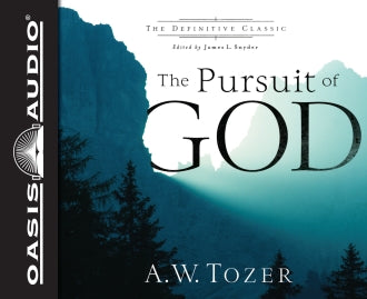 The Pursuit of God on CDs
