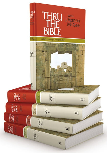 Thru the Bible - 5 Vol Set