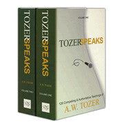 Tozer Speaks: 128 Compelling & Authoritative Teachings-2 Volume Set