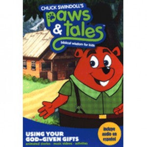 Chuck Swindoll's Paws & Tales: Using Your God-Given Gifts - DVD